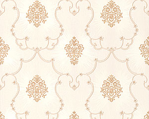 AS Tapete beige gold Ornamente kaufen