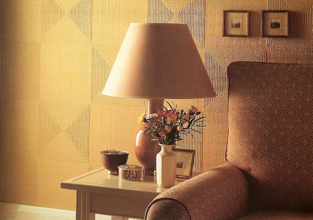 Beautiful Tapeten Wohnzimmer Gelb Pictures - Home Design Ideas ... Tapeten Wohnzimmer Gelb
