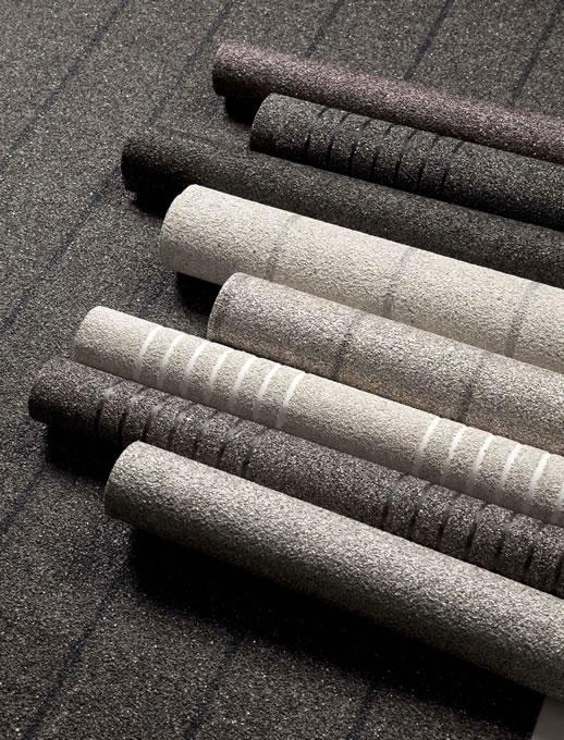 omexco mica stein tapeten echte mineraltapeten online kaufen. Black Bedroom Furniture Sets. Home Design Ideas