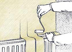 Anleitung Tapezieren und Tapeten entfernen - Tipps