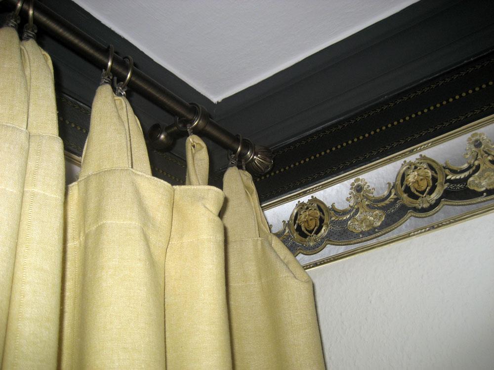 heimwerker renovieren - tapeten selber tapezieren, Wohnzimmer
