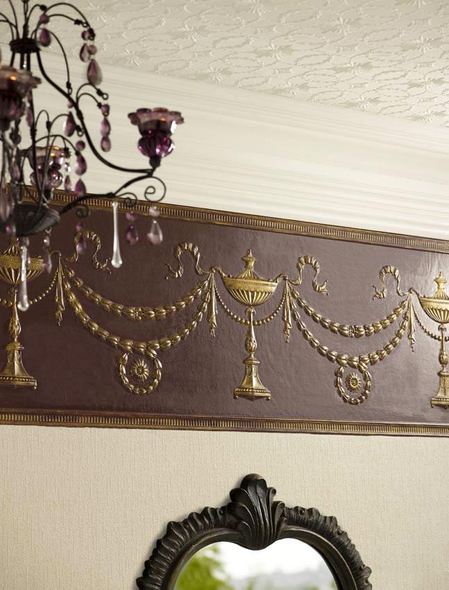 tapeten bordüren wohnzimmer – progo, Wohnzimmer