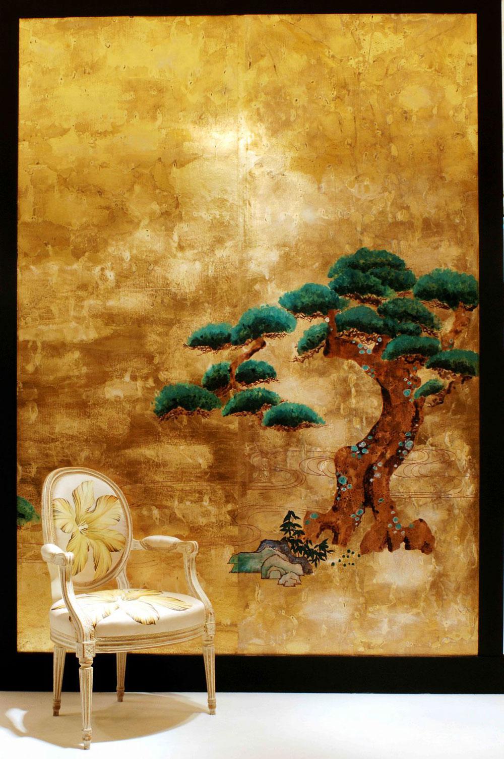 Süß Tapete Antik Sammlung Von Wohndesign Design