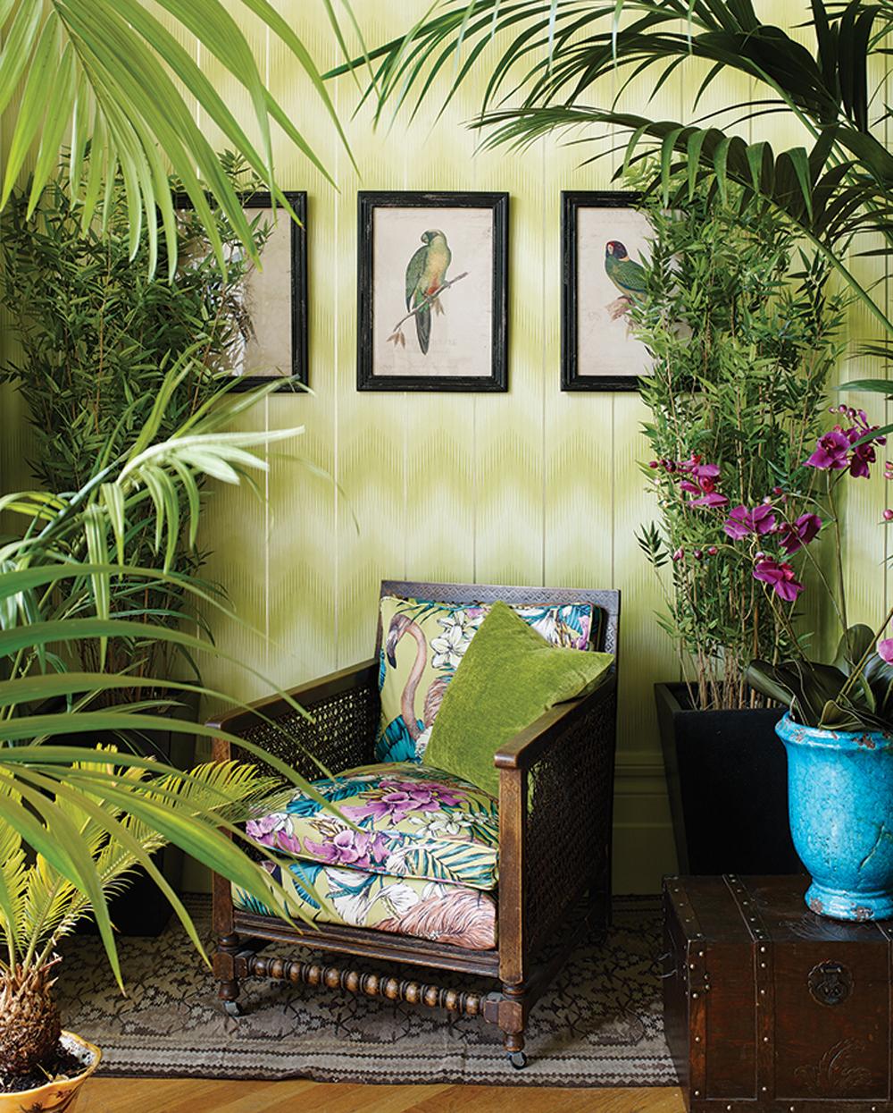 stil tapeten klassische muster mit rosen ornamenten u streifen online kaufen. Black Bedroom Furniture Sets. Home Design Ideas