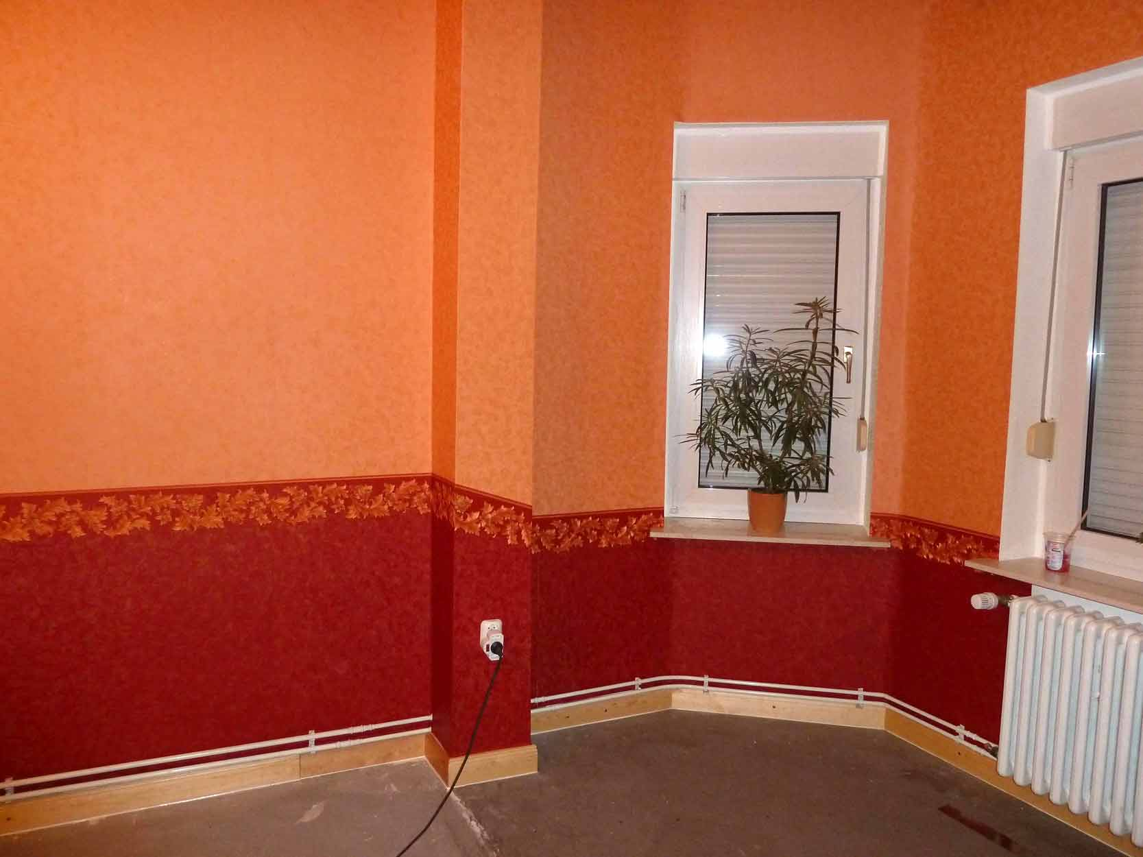 20170113151736 Wandgestaltung Schlafzimmer Orange ~ Easinext.com