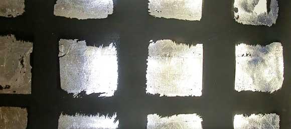 metalltapeten luxus metall tapeten online kaufen. Black Bedroom Furniture Sets. Home Design Ideas