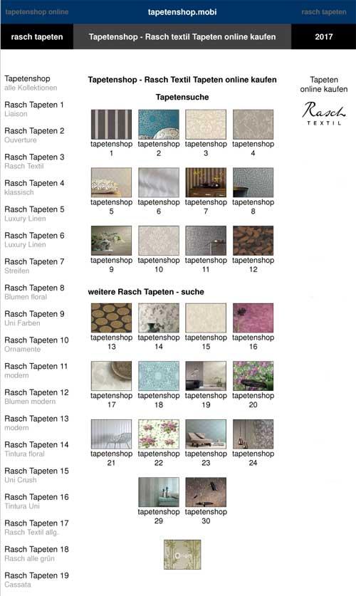 rasch tapeten exclusive vliestapeten rasch textil online. Black Bedroom Furniture Sets. Home Design Ideas