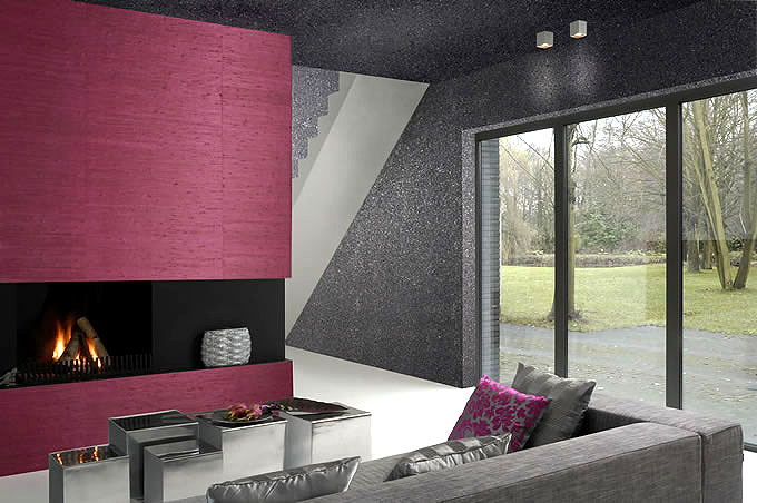 echte steintapeten omexco mineral tapete in steinoptik online kaufen. Black Bedroom Furniture Sets. Home Design Ideas